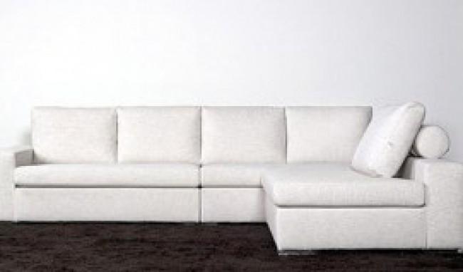 sofás brancos tendencias fotos 5 Sofás Brancos, Tendências, Fotos
