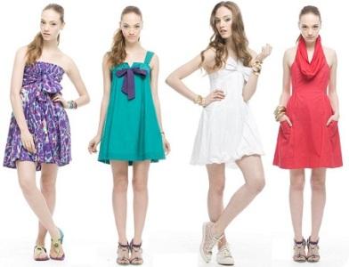 vestidos de verão 2011 Vestidos De Verão 2011