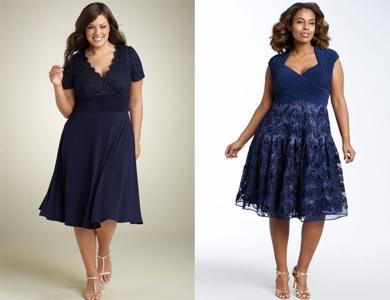 vestidos plus size modelos fotos 1 Vestidos Plus Size, Modelos, Fotos