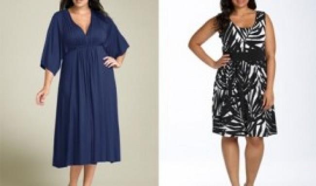 vestidos plus size modelos fotos 2 Vestidos Plus Size, Modelos, Fotos