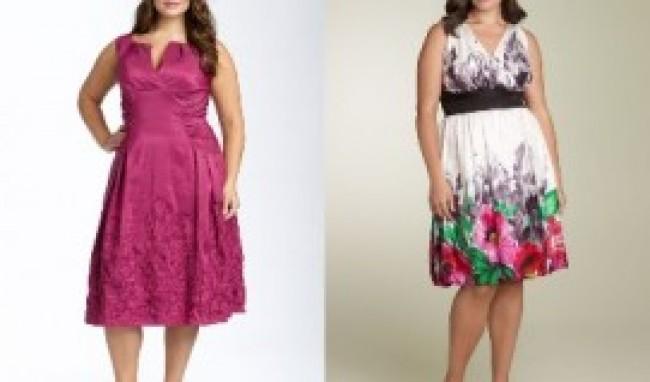 vestidos plus size modelos fotos 3 Vestidos Plus Size, Modelos, Fotos