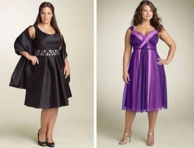 vestidos plus size modelos fotos Vestidos Plus Size, Modelos, Fotos