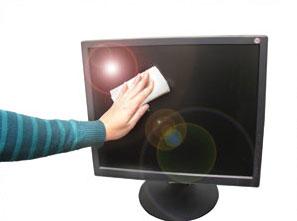047cleanLCD Como Limpar Tela LCD, Dicas