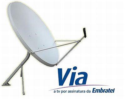 Assistência Tecnica TV Via Embratel Assistência Técnica TV Via Embratel