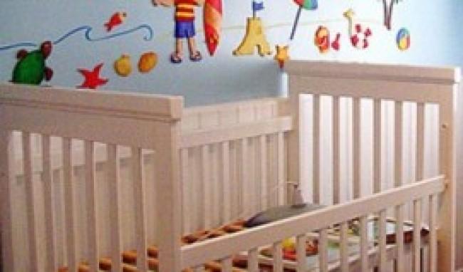 Decoracao em Biscuit Para Quarto de Bebe2 Decoração em Biscuit Para Quarto de Bebê