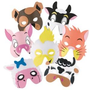 Mascaras Infantil Máscaras para o Carnaval Infantil