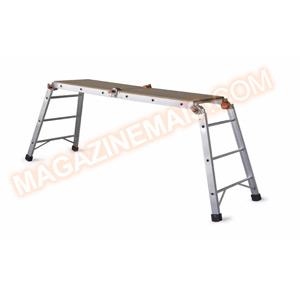 cod4763 Escadas de Aluminio Articulada, Preços