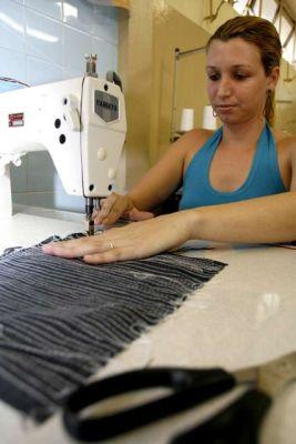 cursos de costureira no senai Cursos de Costureira no SENAI