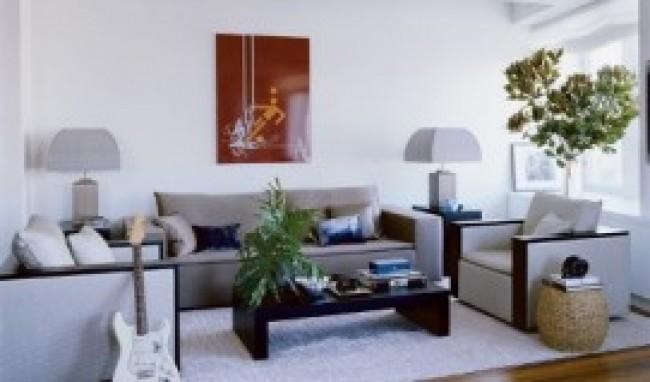 decoração de sala de apartamento fotos dicas 1 Decoração De Sala De Apartamento, Fotos, Dicas