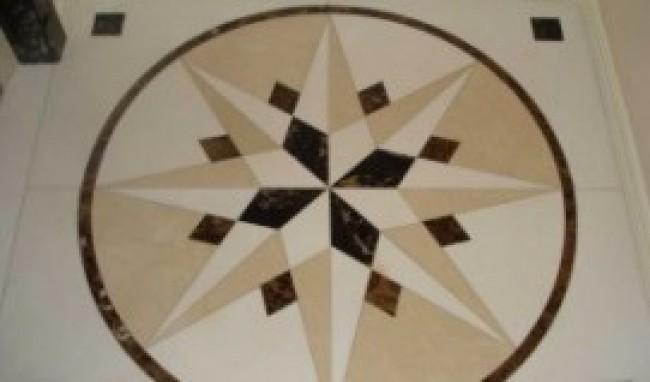 marmore desenho1 Pisos de Mármore