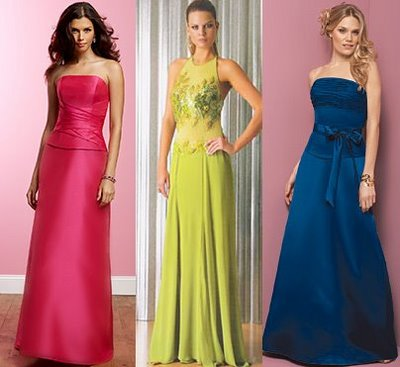 modelos de roupas de seda para casamento Modelos de Roupas de Seda para Casamento