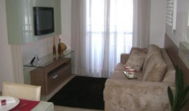 Sala De Apartamento Decorado~ Decoracao De Sala Pequena Imagens