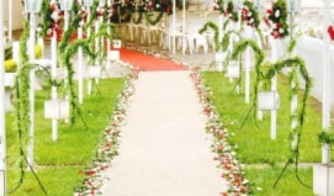 2F8CF1 13 Decoração de Casamento Durante o Dia, Fotos