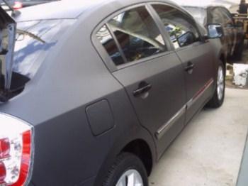Envelopamento de Veiculos Preto Fosco Precos Envelopamento de Veículos Preto Fosco Preços