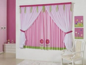 Modelos de cortinas para quartos de crian a - Modelos de cortinas para habitaciones ...