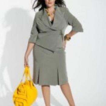 Modelos de roupas para gordinhas 2 Modelos de Roupas Para Gordinhas