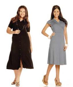 Modelos de roupas para gordinhas Modelos de Roupas Para Gordinhas