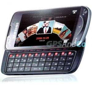 Samsung Louvre B7610 Smartphone Samsung, Modelos, Preços