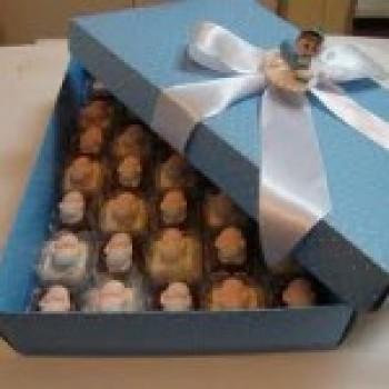 caixas de bombons decoradas2 Caixas de Bombons Decoradas