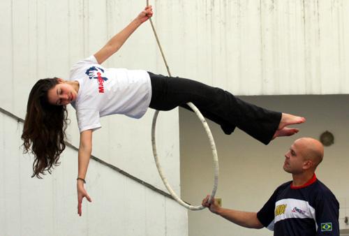 curso de circo gratuito Curso de Circo Gratuito