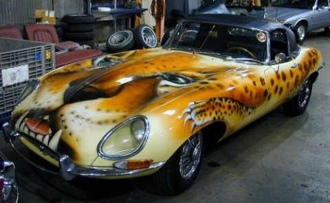 curso pintura carro mundo tribos Curso de Pinturas de Carro