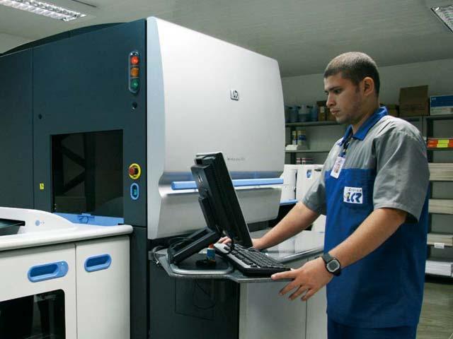 curso tecnico de impressao offset senai Curso Técnico de Impressão Offset SENAI