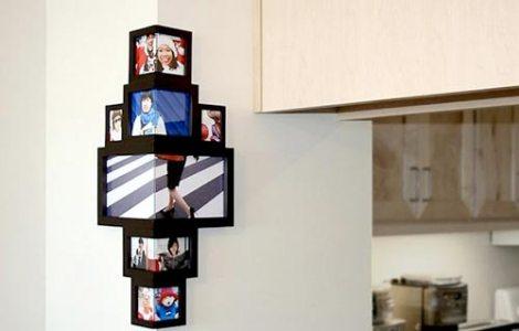 decoração com porta retratos Decoração Com Porta Retratos