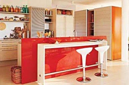 decoração de cozinha com balcão fotos dicas 3 Decoração De Cozinha Com Balcão, Fotos, Dicas
