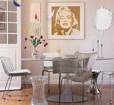 decoraçao moderna e barata2 Decoração Moderna e Barata
