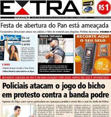 Jornal Extra RJ
