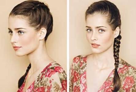 penteados de lateral fotos dicas 1 Penteados De Lateral, Fotos, Dicas
