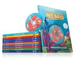 pixar Coleção de Livros Disney Pixar