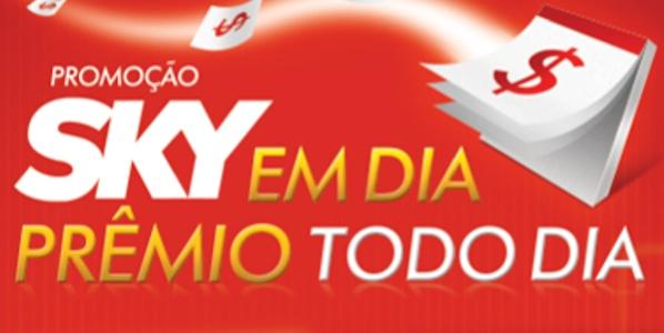 promoção sky em dia prêmio todo dia 2011 Promoção Sky Em Dia Prêmio Todo Dia 2011