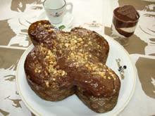 receita de colomba pascal de chocolate Receita de Colomba Pascal de Chocolate
