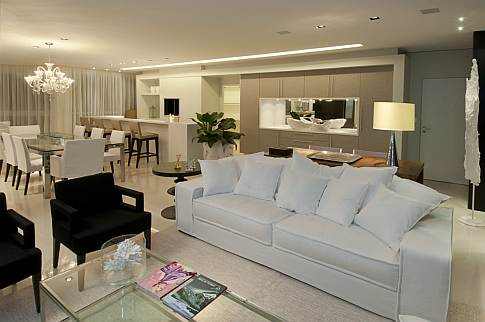 Apartamentos de luxo decorados modelos - Ver casas decoradas por dentro ...