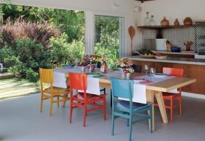 Cadeiras coloridas para cozinha3 300x207 Cadeiras Coloridas para Cozinha