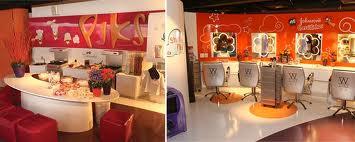 Decoração de salão de Beleza Pequeno5 Decoração de Salão de Beleza Pequeno