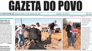 Gazeta do Povo 01 300x168 Classificados Gazeta do Povo, Veículos, Imóveis