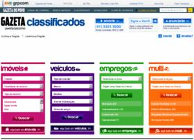 Gazeta do Povo 03 Classificados Gazeta do Povo, Veículos, Imóveis