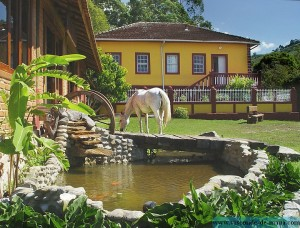 Hotel Fazenda pousada 300x228 Hotéis fazenda em SP, Preços da Diária