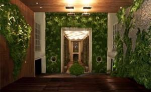 Jardim vertical como fazer 2 300x183 Jardim Vertical, Como Fazer