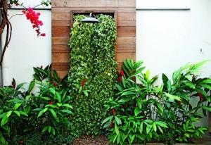 Jardim vertical como fazer 3 300x206 Jardim Vertical, Como Fazer