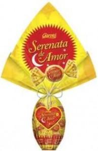 Ovo Garoto Serenata de Amor 194x300 Ovos de Páscoa 2012: Preços por Marcas
