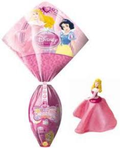 Ovo Topcau Princess Ovos de Páscoa 2012: Preços por Marcas