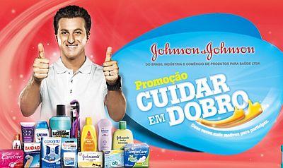 Promoção Johnson Johnson Cuidar em Dobro Promoção Johnson & Johnson Cuidar em Dobro