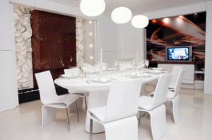 Sala 4 300x198 Melhor Cor para Sala de Jantar