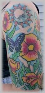 Tatoo 4 145x300 Tatuagens Femininas no Braço, Fotos, Ideias