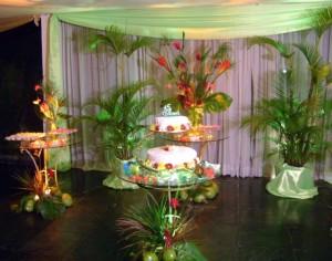 Tropical 2 300x236 Dicas de Decoração Festa Tropical