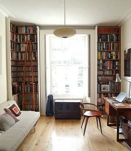biblioteca 261x300 Como Organizar uma Biblioteca
