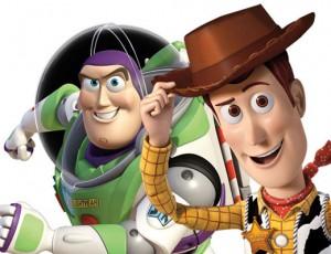 buzz vs woody 300x230 Melhores Filmes Infanto Juvenil